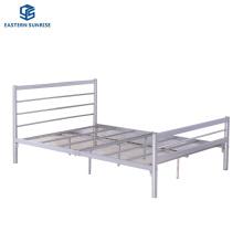 Home Furniture Bedroom Beds Simple Design Children Room Metal Steel Single Bed