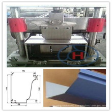 Quality Fully Automatic Half Round Roof Gutter Roll Forming Machine