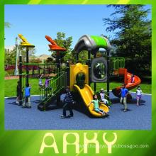 Safe Kindergarten Exterior Playground