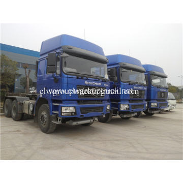 SHACMAN 345hp Trailer Truck Tractor Truck for sale