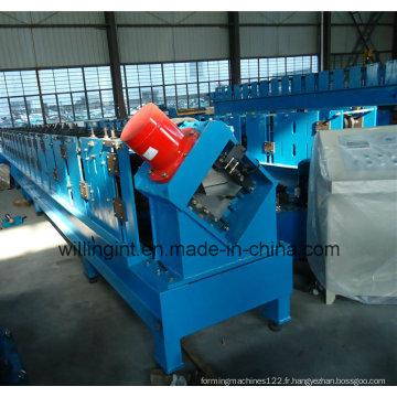 Machine de formage de rouleaux de pannes en Z avec des machines de haute qualité