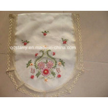 St16-35 Ribbon Embroidery Sofa Cover