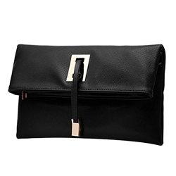 Luxury Wedding Evening Purse Fur Clutch Bag Handbag