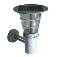 Elegant solar wall light with CE and IP65, solar power lamp, wall mounted solar led light