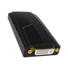USB 3.0 auf DVI / VGA Video Grafikadapter für mehrere Monitore bis 2048x1152 / 1920x1080, CEUSB 3.0 bis DVI / VGA Video