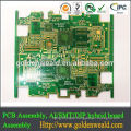 china Factory gold pcb board pcb or assembly solutions