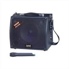 """8 """"Портативный динамик Karaoke F31"""