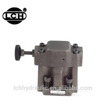 Alibaba China supplier mini hydraulic control power mini excavator hydraulic valve