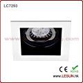 Encastré 12V MR16 LED Downlight d'installation / projecteur avec le logement blanc LC7293