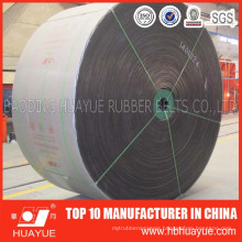 NBR Ep Oil Resistant Rubber Conveyor Belt (LO, DO)