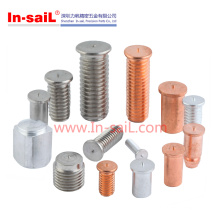 Copper Plated Steel Spot Weldingstud Screw