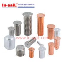 Copper Plated Steel Spot Weldingstud Screw