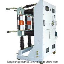 Tipo de caminhão interno Disjuntor de vácuo de alta tensão (ZN39-40.5)