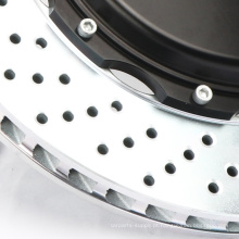 sistema de freios 380 * 34mm rotor de freio a disco para VW Infiniti Lexus acura