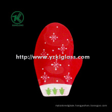 Single Wall Color Glass Plate by SGS (KLP120912-56A)