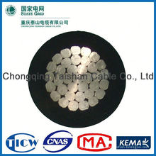 Professional Factory Supply!! High Purity overhead cable aluminum core astm standard