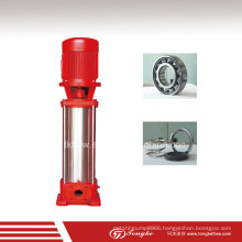 Stainless Steel Vertical Multisatge Pump for Fire Fighting Group
