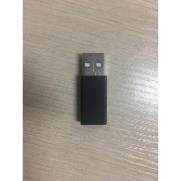 2.0 USB A/Male to USB-C/Female adapter