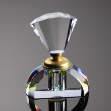 Luxury Rainblow Crystal Glass Scent Perfume Bottle 3ml