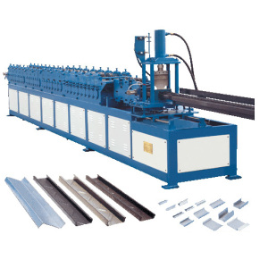 Två Wave Highway Guardrail Forming Machine