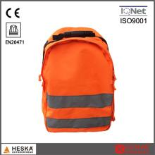 Wholesale Cheap Mens Safety High Visibility Work Bag Reflective Backpack