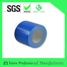 Hotmelt Adhesive Blue Cloth Tape 100mm X 25