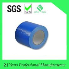 Hotmelt Adhesive Blue Cloth Tape 100mm X 25
