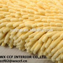 Dessus de porte en microfibre 100% polyester