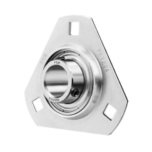 Pressed Steel Housing With Bearings SBPFT200 series