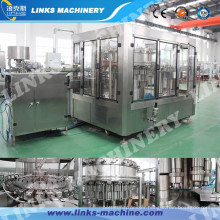 Automatic Carbonated Beverage Filling Equipment