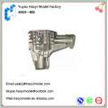 High precision steel aluminum machanical part