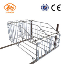 Cheap galvanized pig playpen from factory