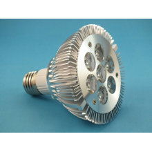 High Power LED PAR30 6X1w Lamp Spotlight