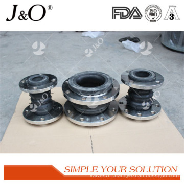 ANSI Flexible Rubber Expansion Joint Pipe with Flange