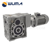 WAH Series hypoid reducer with flange