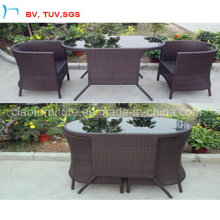 2016 Rattan Furniture Dining Table and Chair (CF1245T+CF1245C)