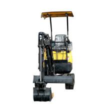 7 * 24 после продажи 1,2 тонны дешевого мини-экскаваторного оборудования