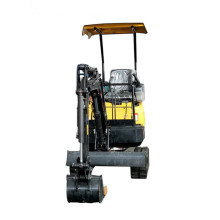 7*24 after-sale 1.2 ton cheap mini excavator equipment