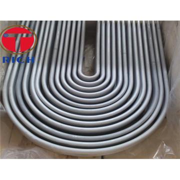Tubo trocador de calor sem costura ASME SA 179
