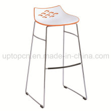 Wholesale Well-Designed Counter Leather High Bar Chair (SP-UBC237)
