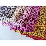 100% polyester coral fleece animal printed two side brushed winter fabric