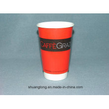 16oz Double Wall Paper Cup /Hot Cup Drinking Water Coffee