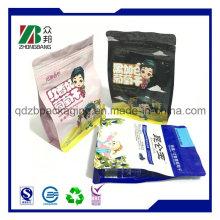 BOPP Square Block Bottom Food Bag Poly Plastic Bag
