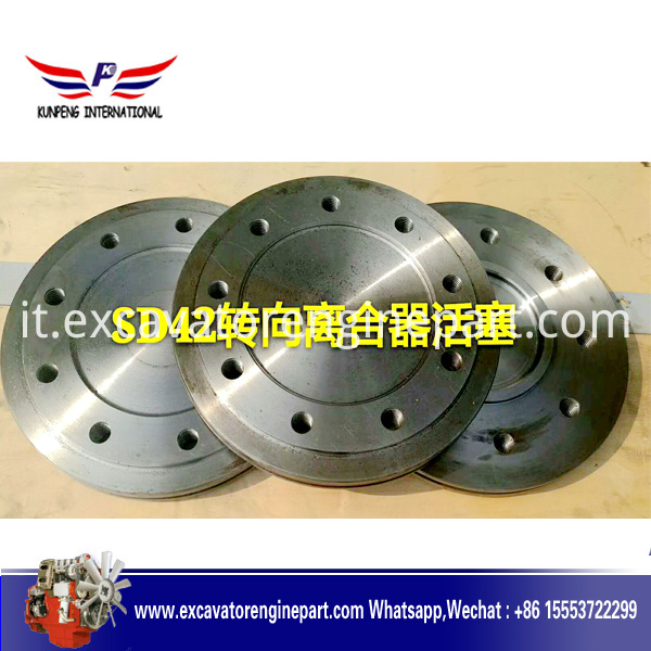 shantui SD42 parts bulldozer steering clutch piston