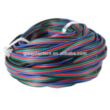 4 PIN RGB Extension Wire Cable Cord For 3528/5050 RGB LED Strip Light