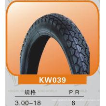 Qingdao usine/fabricant/cher / moto 300-18 pneu et tube