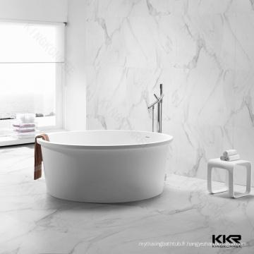 Baignoire / baignoire de luxe en acrylique pur Badewanne