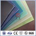 покрашенный лист полистироля PS пластмассы