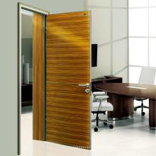 Portas internas do escritório