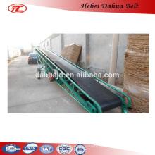 Correias transportadoras de nylon resistente à chama DHT-119 da china